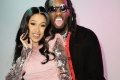 Cardi B and Offset Splits