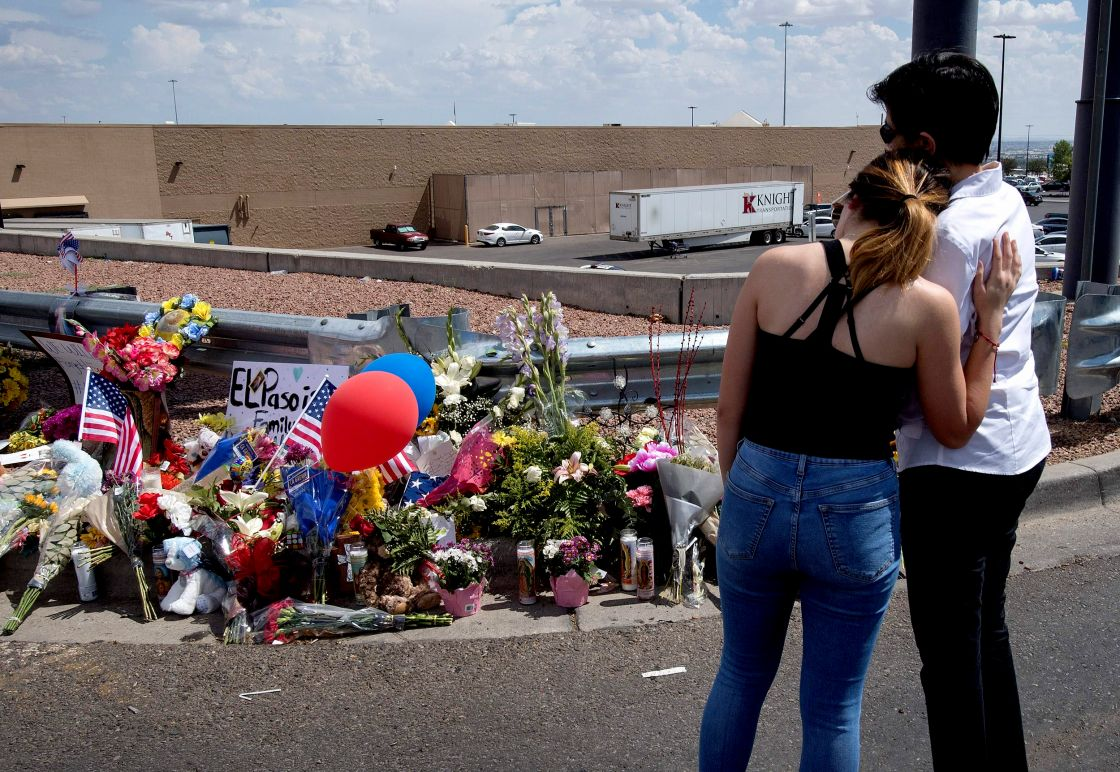 Yet another shooting! This time in El Paso