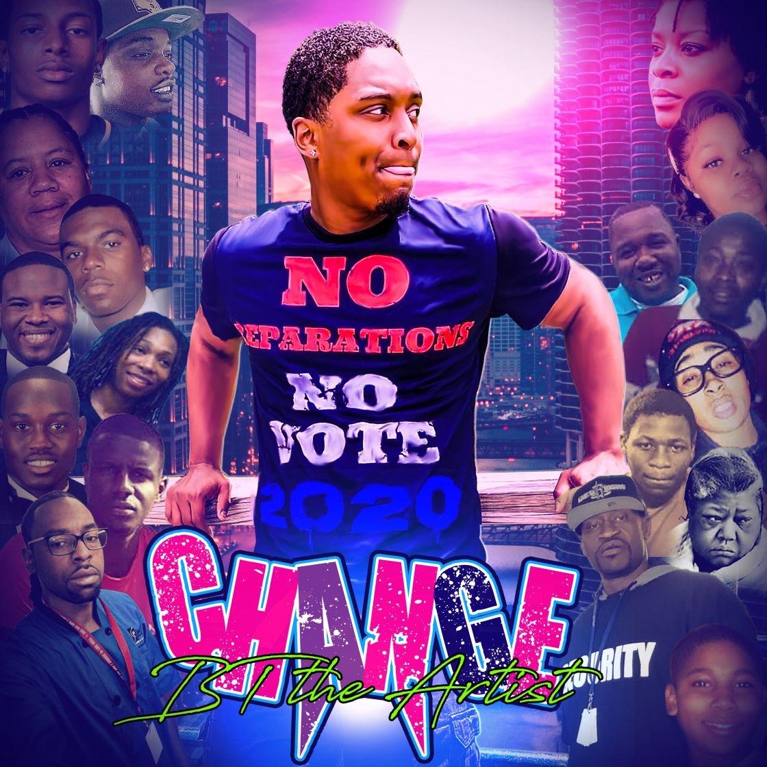 "BT The Artist New Song ""Change"" is ready for you to listen!"