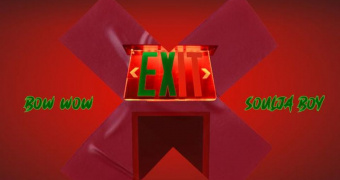 """A Clip of Omarion New Release """"ex"""""""