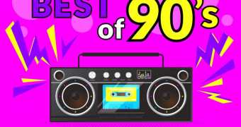 Best Music 90's Collobartion