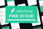 Get Free Stock from Robinhood
